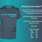 t-shirt drennan
