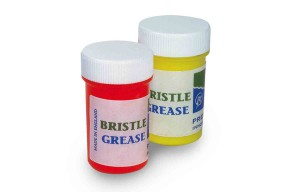 bristle grease