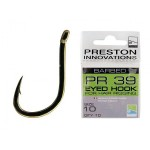 preston eyed hook pr39